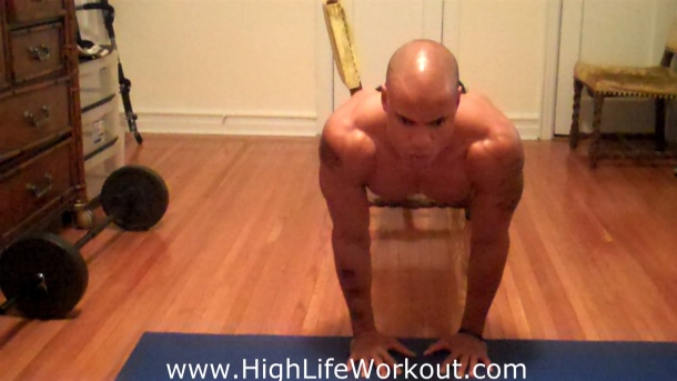 Brandon Carter High Life Workout Plan