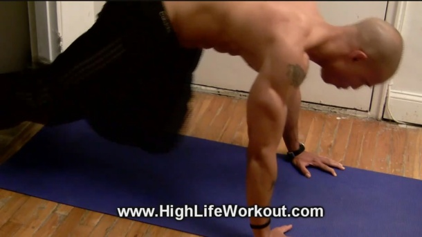 10 Minute Ab Workout To Help You Get A Six Pack Fast - Brandon Carter