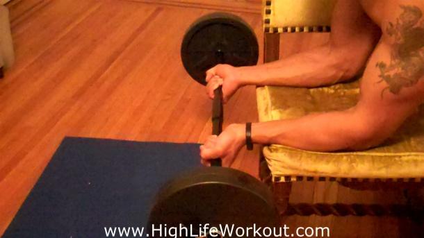 How To Build Bigger Stronger Forearms Big Brandon Carter High Life Workout Plan
