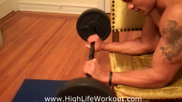 How To Build Bigger Stronger Forearms Big Brandon Carter High Life Workout Plan