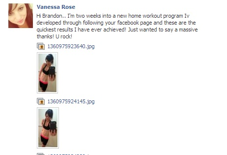High Life Workout Plan testimonial Before and After