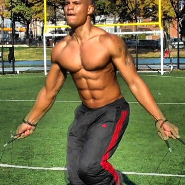 how to get ripped from fat