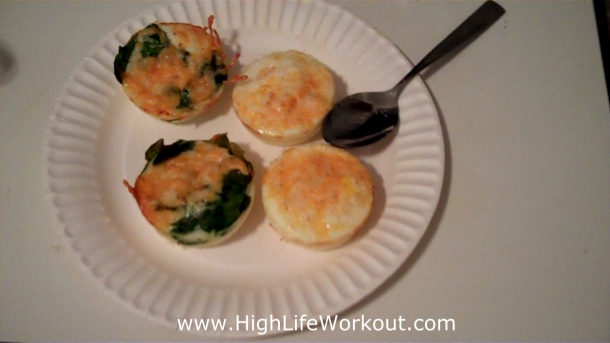how to cook eggs for muscle building